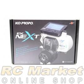 KO PROPO 10667 EX-NEXT LDT w/KR-420XT (Short) Set