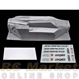 SERPENT 500868 Body lightweight SRX4 Gen3