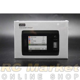ToolkitRC M6D Dual Charger