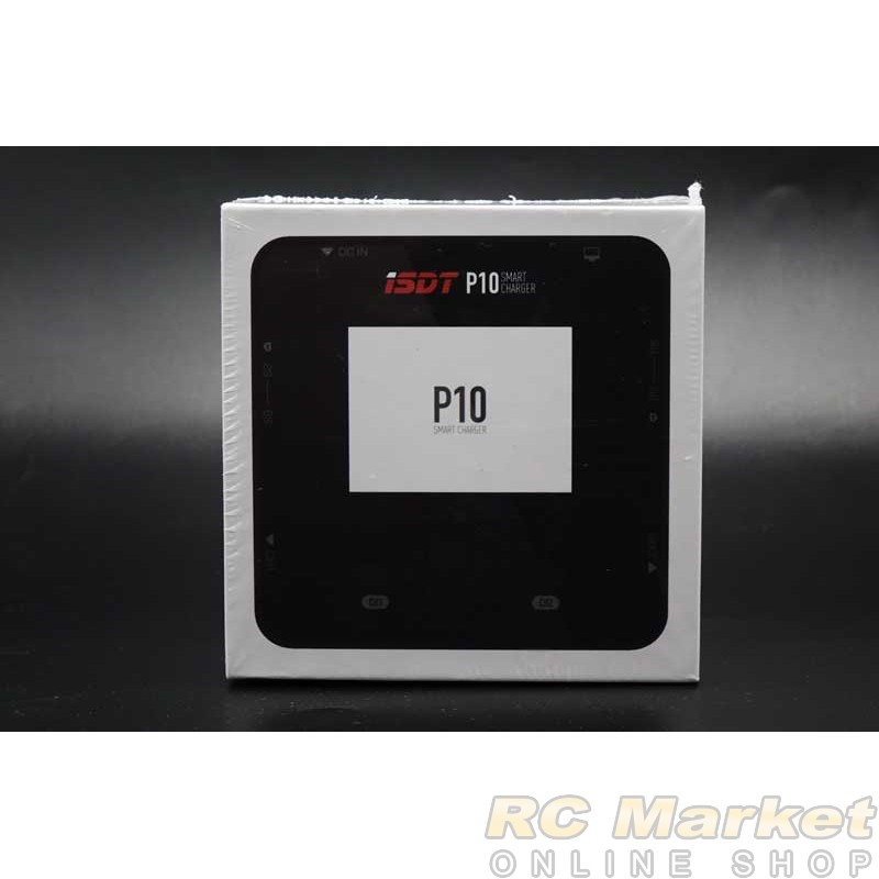 ISDT P10 Dual Channel 250Wx2 Smart Charger