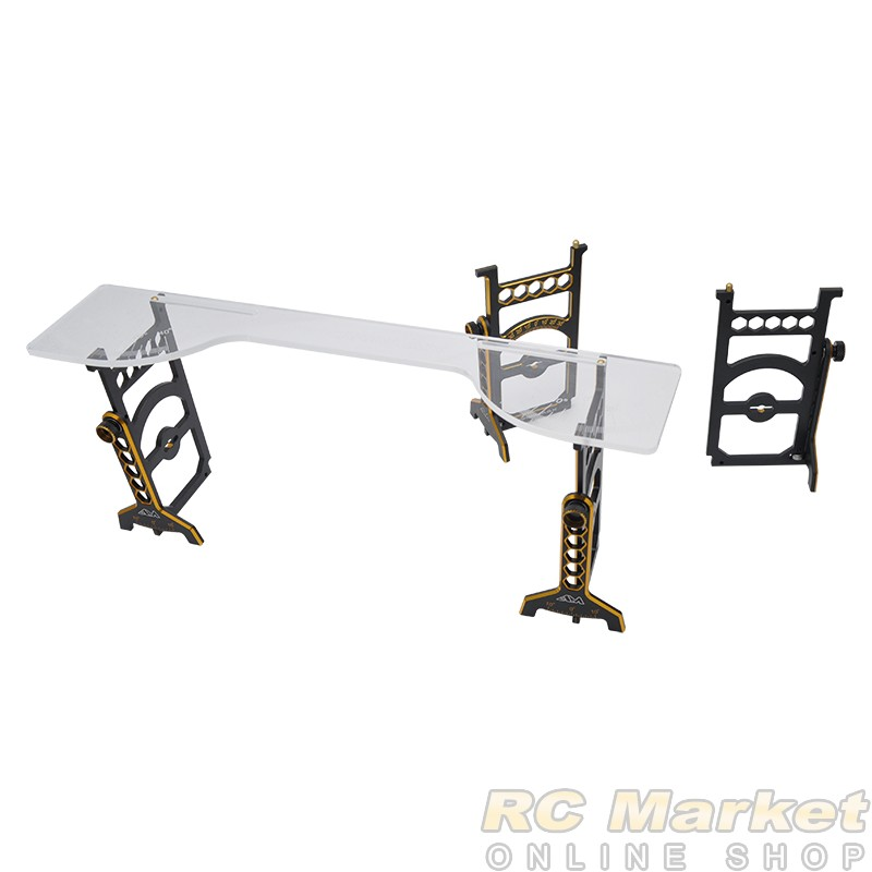 ARROWMAX 171041-LE Set-Up System For 1/10 Off-Road Cars With Bag Limited Edition