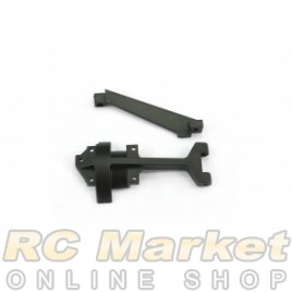 SERPENT 600935 Chassis Brace / Gear Cover Block Layout (2) SRX8E