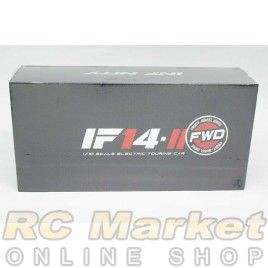 INFINITY CM-00010 IF14-II FWD 1/10 EP FWD Touring Car Chassis Kit