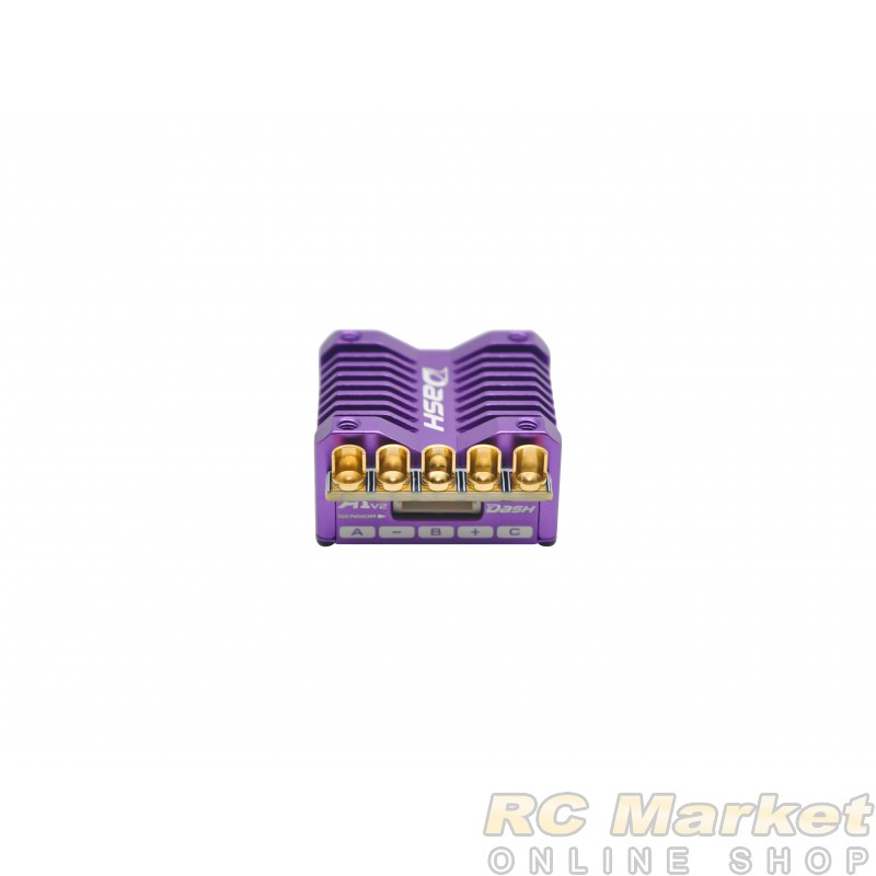 DASH 770004-P AI PRO V2 1/10 Competition ESC Purple