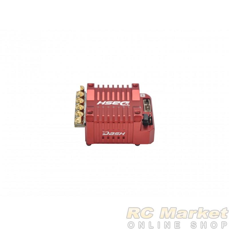 DASH 770004-R AI PRO V2 1/10 Competition ESC Red