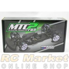 MUGEN SEIKI A2004 MTC2 FWD 1/10 Electric Touring Car Kit  (Free Shipping)