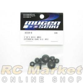 MUGEN SEIKI A2230-B MTC1 Diff. Gear (H.D.)