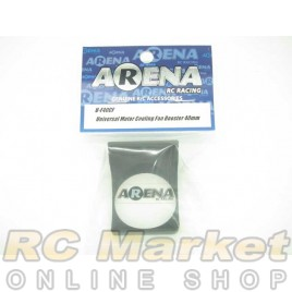 ARENA U-F40CF Universal Motor Cooling Fan Booster 40mm