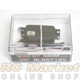 FUTABA BLS571SV S.Bus2 HV Programmable 1/10 Car