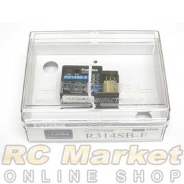 FUTABA R314SB-E 2.4G Receiver For 4PLS & 4PX