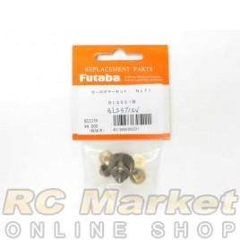 FUTABA BLS551, BLS571SV Servo Gear Set