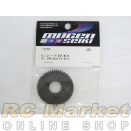 MUGEN SEIKI T2218 MTX5 1st Spur Gear 54T