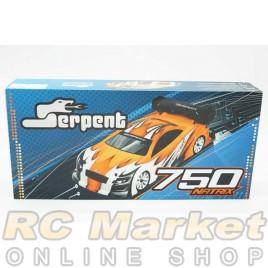 SERPENT 804011 Natrix 750 1/10 200mm GP Car
