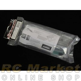 3RACING 185mm Lexan High Down Force Wing For 1/10 Touring Car