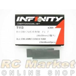 INFINITY IF14 D.J.CVD Joint Cover Tube (10X50mm/2pcs)