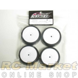 RUSH RU0364 Premium Grip Rubber Preglued Set 36X