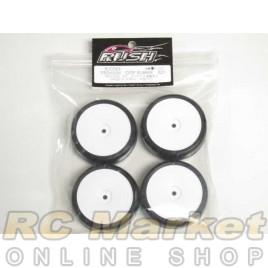 RUSH RU0363 Premium Grip Rubber Preglued Set 32X