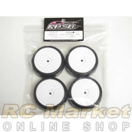 RUSH RU0419 Premium Grip Preglued Set 40X with 039M