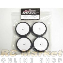 RUSH RU0419 Premium Grip Preglued Set 40X with 039M
