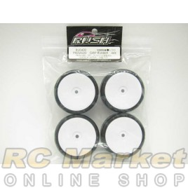 RUSH RU0420 Premium Grip Preglued Set 44X with 039M