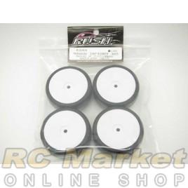 RUSH RU0404 Premium Grip Rubber Preglued Set 36VS