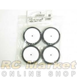 RUSH RU0409 Premium Grip Rubber Preglued Set 44VS