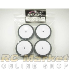 RUSH RU0423 Premium Grip Preglued Set 36S with 039M