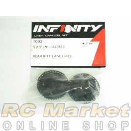 INFINITY T002 IF14 Rear Diff Case (38T)