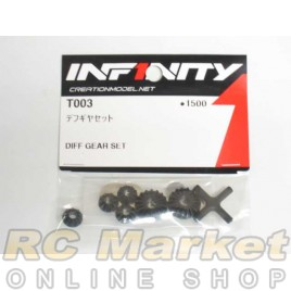 INFINITY T003 IF14 Diff Gear Set