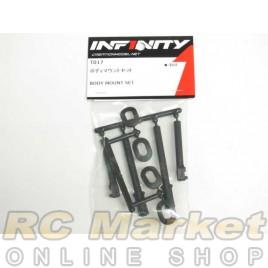 INFINITY T017 IF14 Body Mount Set