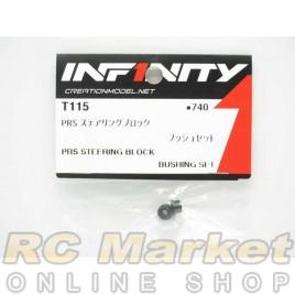INFINITY IF14 PRS Steering Block Bushing Set