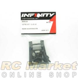 INFINITY R0010 IF18 Rear Suspension Arm Set