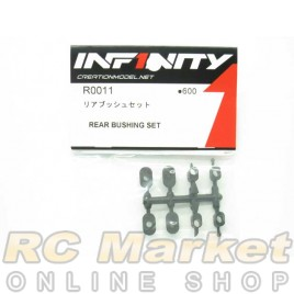 INFINITY R0011 IF18 Rear Bushing Set