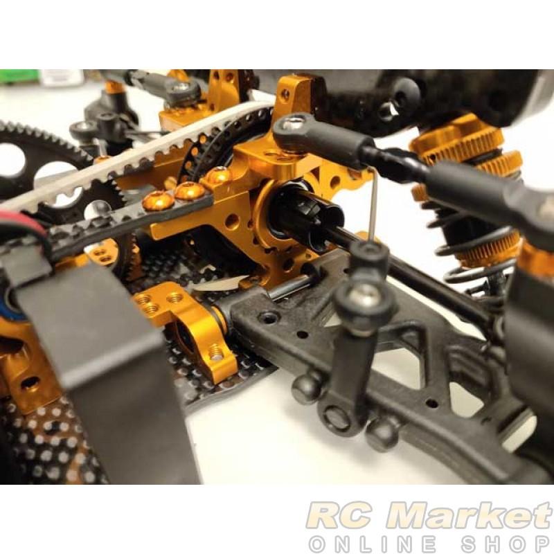 ARENA 302063 T4 Alu Adjustment Ball-Bearing Hub (2)