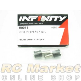 INFINITY IF18 Front Joint Cup 2pcs
