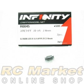 INFINITY R0045 IF18 Stabilizer Stopper 2.4mm 2pcs