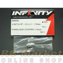 INFINITY R0050 IF18 Stabilizer Stopper 2.9mm 2pcs