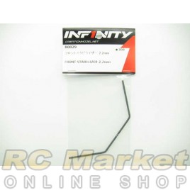 INFINITY R0029 IF18 Front Stabilizer 2.2mm