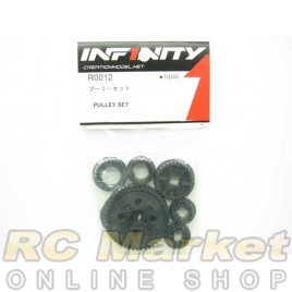 INFINITY R0012 IF18 Pulley Set