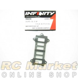 INFINITY IF18 Battery Plate 5P (Carbon Graphite) Soft