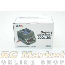 SKYRC 600123-01 Battery Discharger & Analyzer 200w/30A