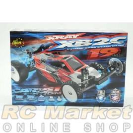 XRAY 320006 XB2'19 2WD 1/10 Electric Off-Road Car Carpet Edition