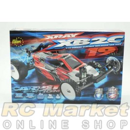 XRAY XB2'19 2WD 1/10 Electric Off-Road Car Carpet Edition