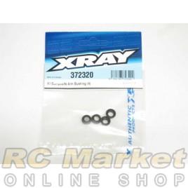 XRAY 372320 X1 Composite Arm Bushing (4)