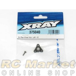 XRAY 375040 X12 Alu Rear Wheel Hub - Left