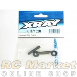 XRAY 371320 Composite Body Post (2)