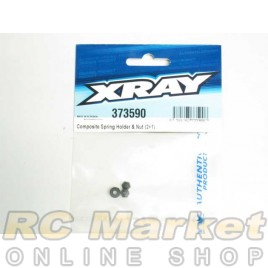 XRAY 373590 Composite Spring Holder (2)