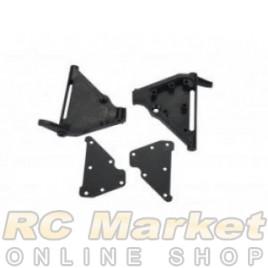 SERPENT 804419 Whisbone FR LW L+R S750
