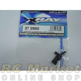 XRAY 372660 Composite Steering Ball Joint 4.2mm (4)