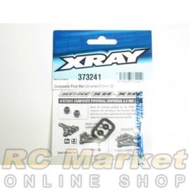 XRAY 373241 Composite Pivot Ball Universal 6.0mm (2)